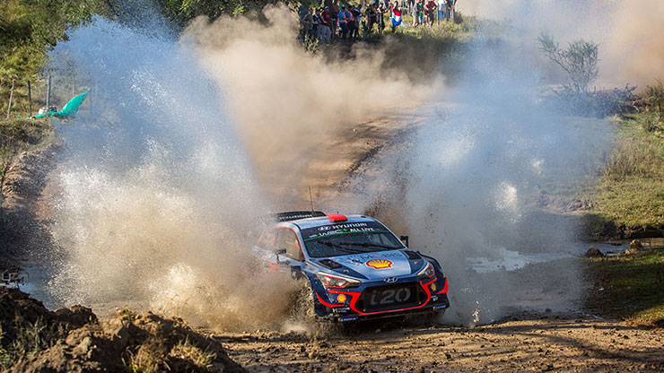 Rally Argentina Day 1