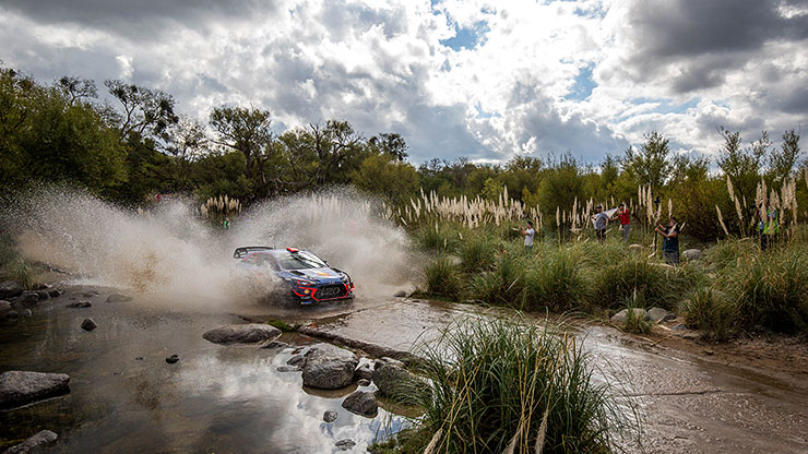Rally Argentina Day 3