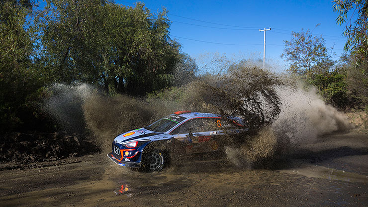 Rally Mexico Day Two