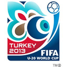 FIFA u-20 world cup 2013 logo