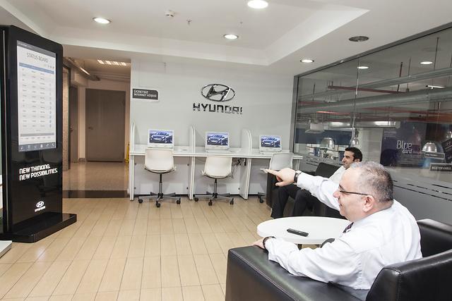 Hyundai Customer Service >> Hyundai Motor Opens World S First Advanced Workshop Automation For